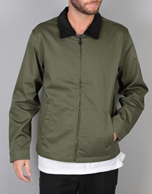 Levi's Skateboarding Mechanic Jacket - Ivy Green