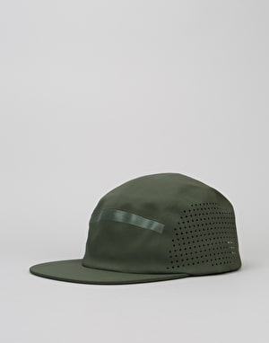 Herschel Supply Co. Glendale Seamless 5 Panel Cap - Kombu Green