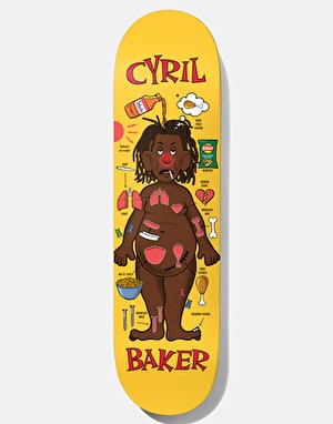 Baker Cyril Surgery Pro Deck - 8