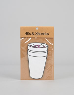 40's & Shorties Double Cup Air Freshener - Multi
