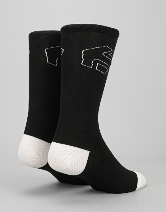 Etnies Legacy Socks 3 Pack - Black