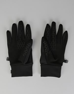 The North Face Etip Gloves - TNF Black