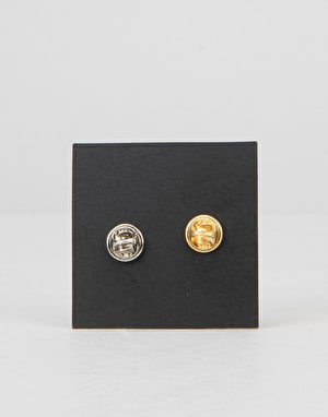 The Hundreds Headwear Pin Set - Multi