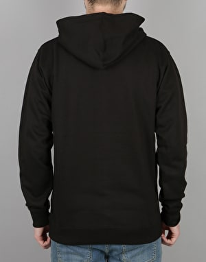Route One Doggy Style Pullover Hood - Black