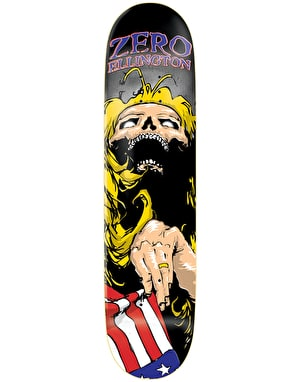Zero Ellington OG Flag Pro Deck - 8.25