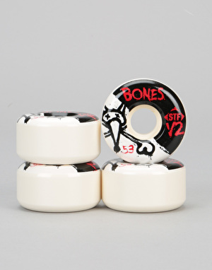 Bones V2 Series STF Team Wheel - 53mm