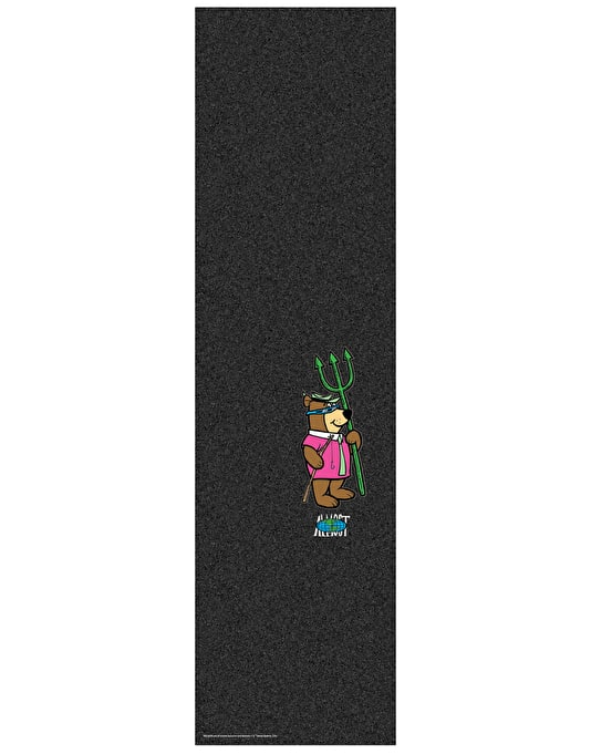 Almost x Hanna-Barbera Yogi Bear Picnic Grip Tape Sheet