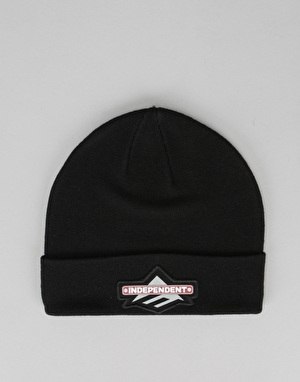 Emerica x Independent Beanie - Black