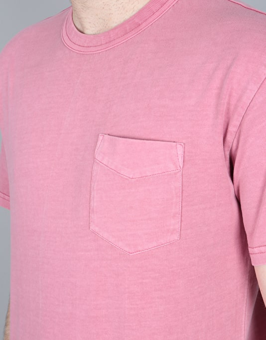 Levi's Skateboarding Pocket T-Shirt - Rose Wine