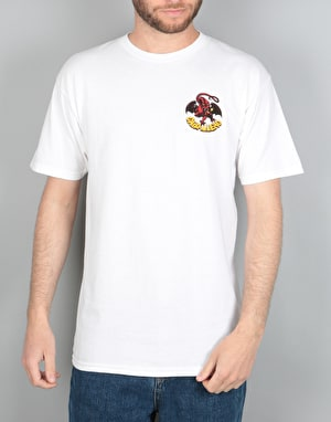Powell Peralta Caballero Dragon II T-Shirt - White