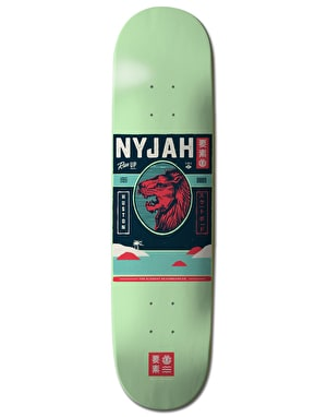 Element Nyjah Cover Pro Deck - 8