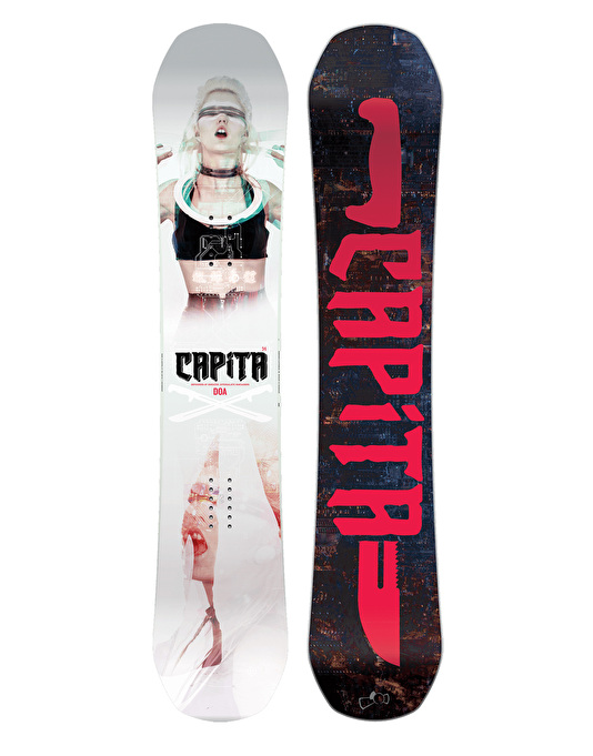 Capita Defenders of Awesome 2017 Snowboard - 154