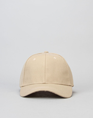 Route One Blank Baseball Cap - Khaki