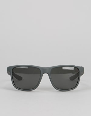 Nike SB Unrest Sunglasses - Matte Wolf Grey/Deep Pewter Grey