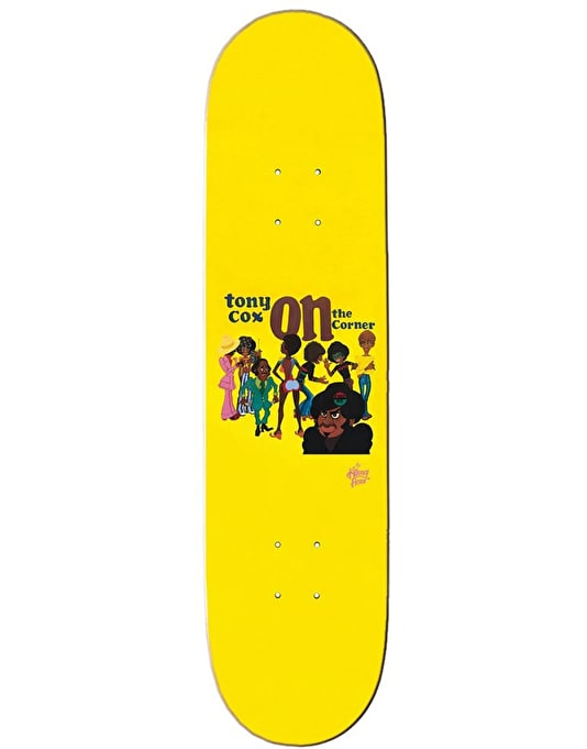 The Killing Floor Tony Cox Guest Deck - 8""