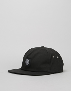Obey Trencher Snapback Cap - Black