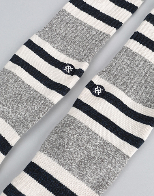 Stance Helena Athletic Crew Socks - Grey
