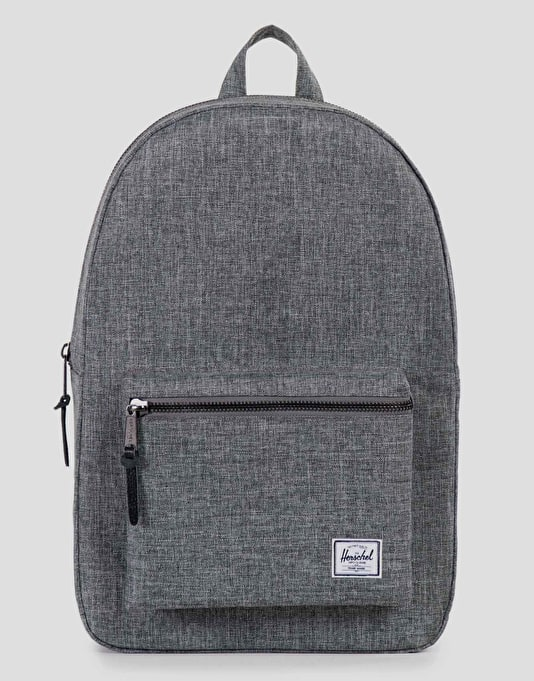 Herschel Supply Co. Settlement Backpack - Raven Crosshatch   Backpacks    Bags   Skate Accessories   Route One a555bc404f