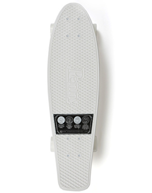 Penny Skateboards White Lightning Classic Nickel Cruiser - 27