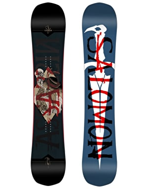Salomon Assasin 2017 Snowboard - 155