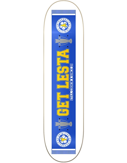 Primitive x Get Lesta Team Pro Deck - 8""