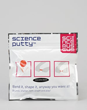 Science Museum Science Putty Foil Bag