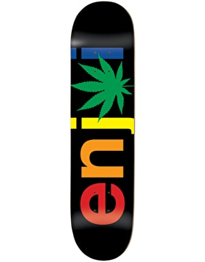 Enjoi Chronic Logo Team Deck - 8.125
