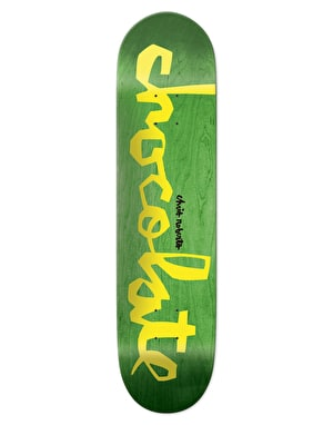 Chocolate Roberts Original Chunk Pro Deck - 7.75