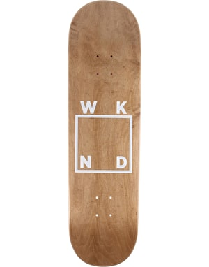 WKND Logo Team Deck - 8.6