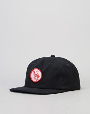 Pass Port Plug In Strapback Cap - Blue