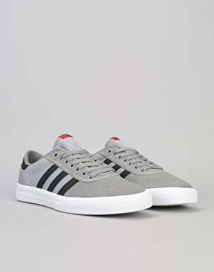 Adidas Lucas Premiere Adv Skate Shoes - Grey/Black/White