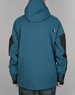 Bonfire Santiam 2017 Snowboard Jacket - Orion Blue