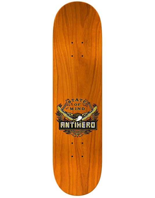 Anti Hero Russo State of Mind Pro Deck - 8.25""