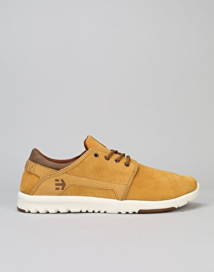 Etnies Scout Shoes - Tan