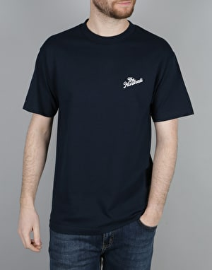 The Hundreds Forever Slant T-Shirt - Navy