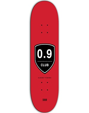 Sour Nyberg 0.9 Club Pro Deck - 8