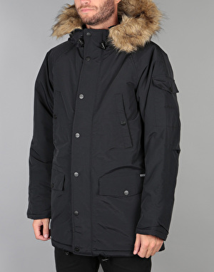 Carhartt Anchorage  Parka - Black/Black
