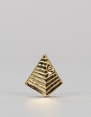 Carhartt Pyramid Pin - Gold