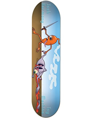 Toy Machine Harmony Sect Death Pro Deck - 8.125