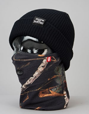 Airhole Airtube Ergo Merino Thermal Facemask - Night Camo