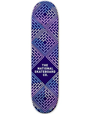 The National Skateboard Co. Legend Team Deck - 8.125