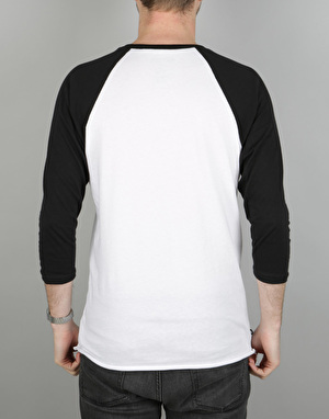 Etnies Winged Heritage Raglan - Black/White