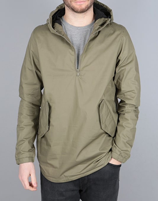 DC Rockerby Jacket - Dusky Green