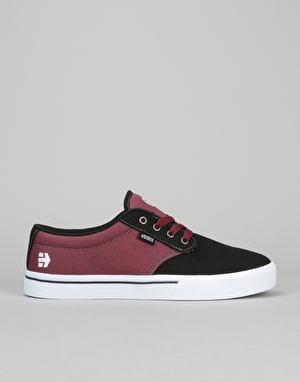 Etnies Jameson 2 Eco Skate Shoes - Black/Red