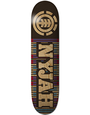 Element Nyjah First Phase Featherlight Pro Deck - 8