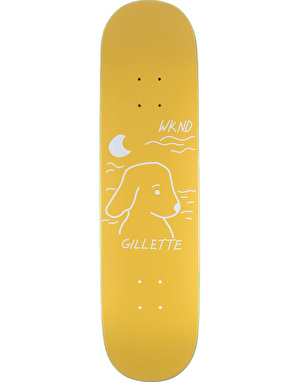 WKND Gillette Cool Breeze Pro Deck - 8.18