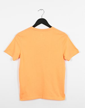 Element Vertical  Boys T-Shirt - Cadium Orange