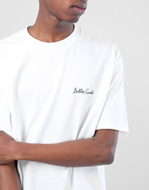 Butter Goods Can't Catch T-Shirt - White