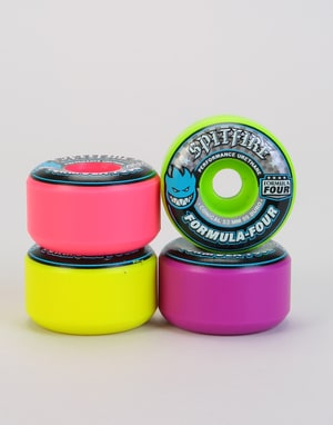 Spitfire Razzle Mash Up Formula Four 99d Team Wheel - 53mm