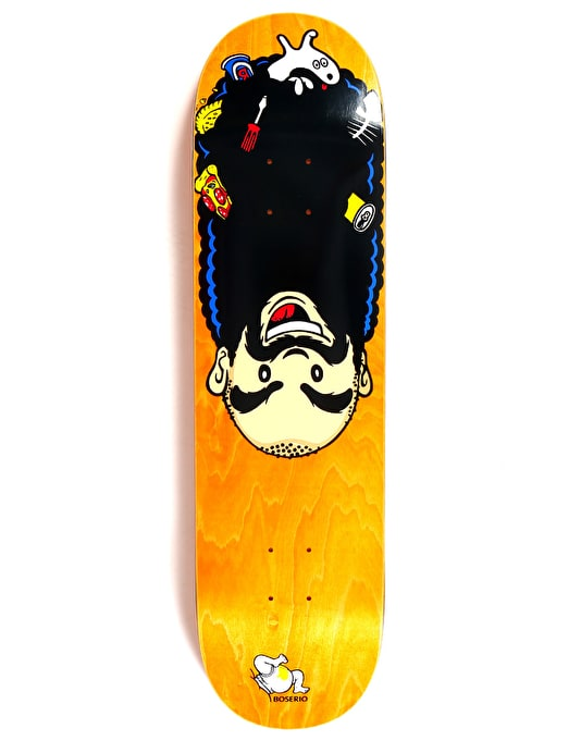 Polar Boserio Upside Down Skateboard Deck - 8.75""
